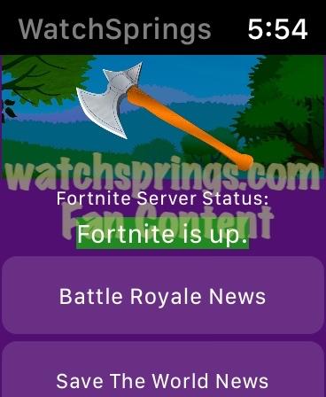 WatchSprings